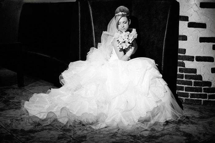 Новые фотографии - свадебный образ