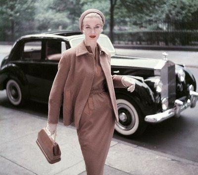 Мода и макияж 1940-1950 годов - выбираем новогодний образ!