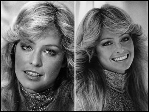 Образ 1970-х - натуральный макияж и диско