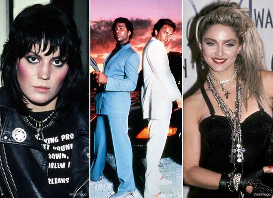 1980-е – эра рока и дискотек