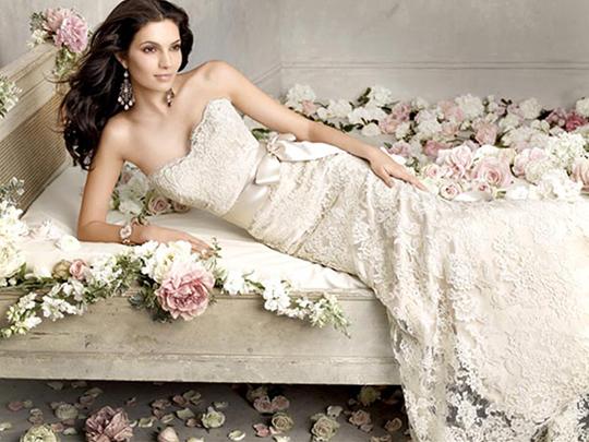Свадебные модные тенденции 2010 г.
