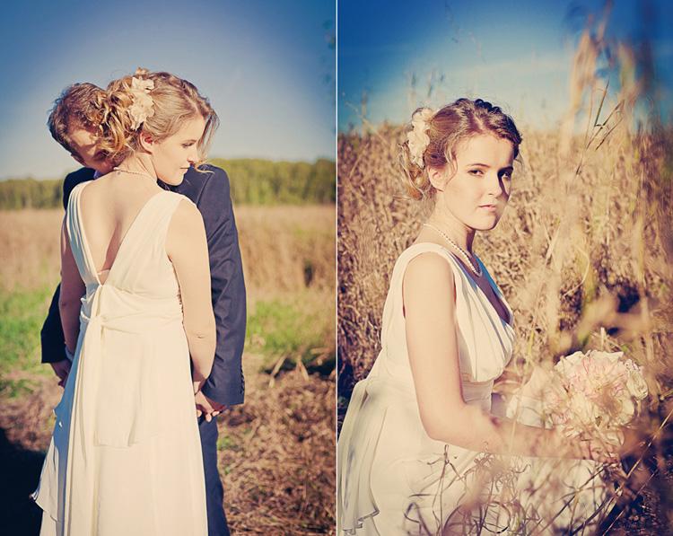 Алёна и Максим - красивая осенняя свадьба!