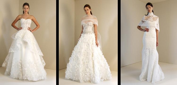 Модные свадебные тренды 2011 года