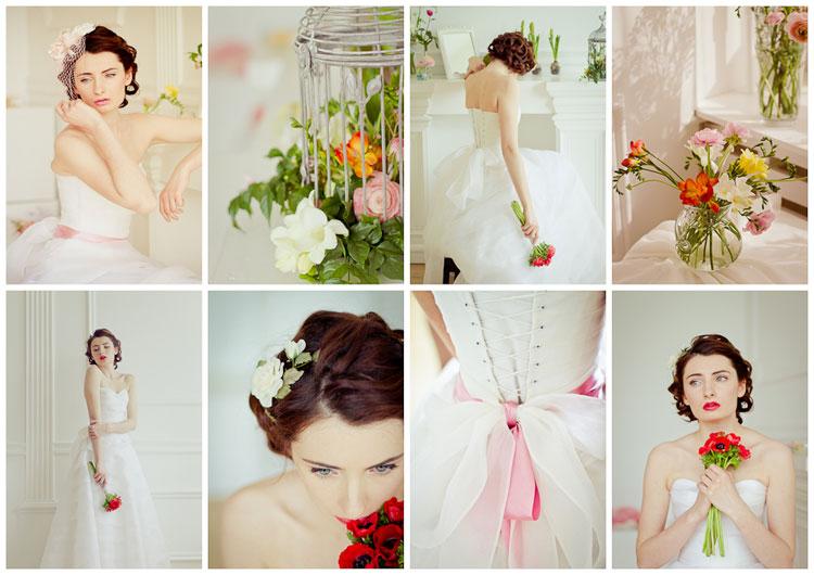 Постановочная свадебная фотосессия!