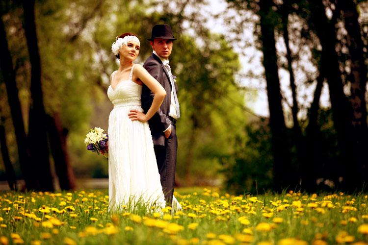 Мария, 21 мая - свадебная прическа и макияж