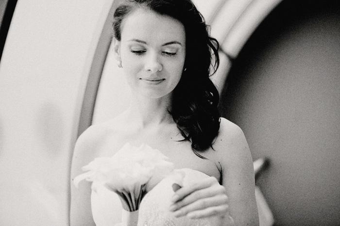 Прекрасная зимняя свадьба - Мария и Олег!