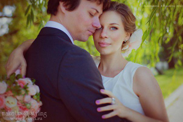 Мои невесты - Женя, 01.09.2012