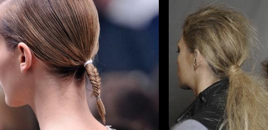 Осенние тенденции: прически с косами